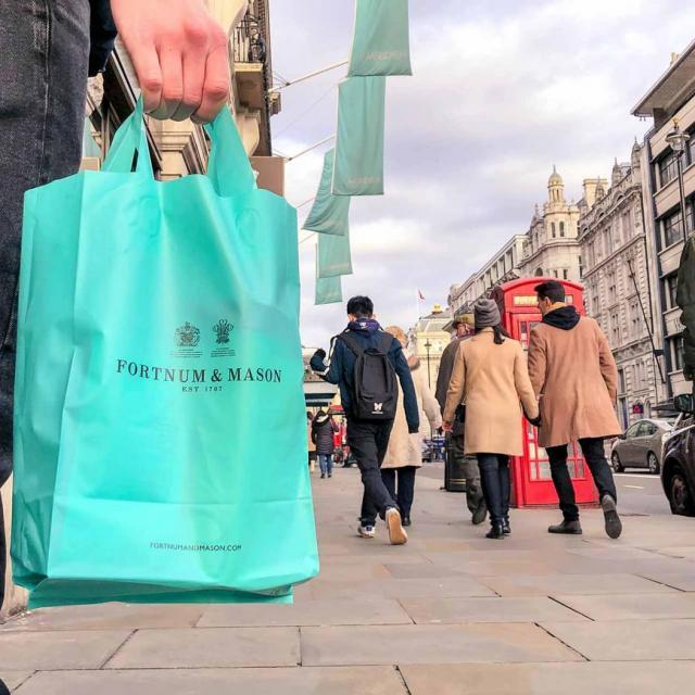 Shoppen in London – Die besten Spots