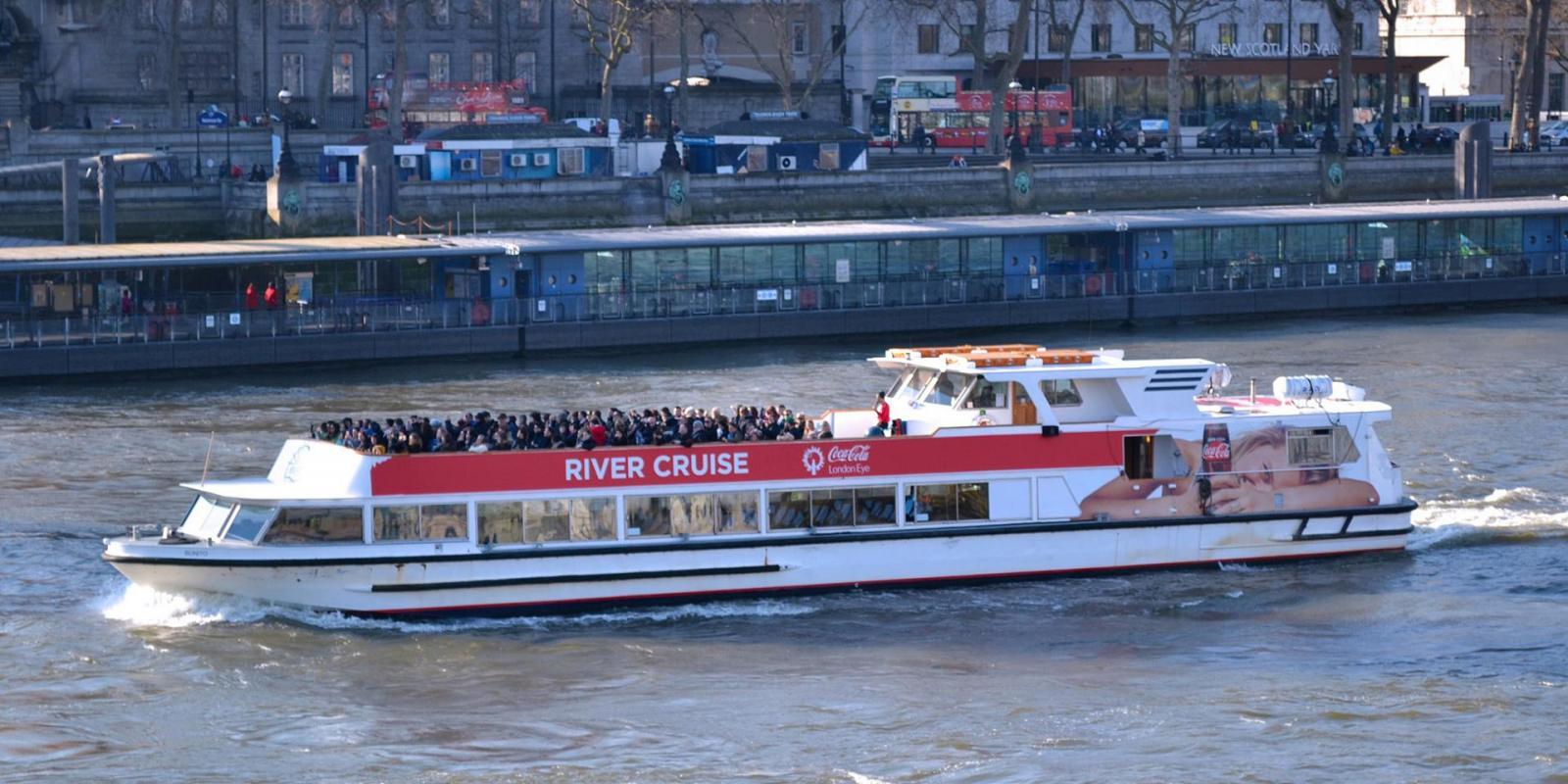 river cruise thames