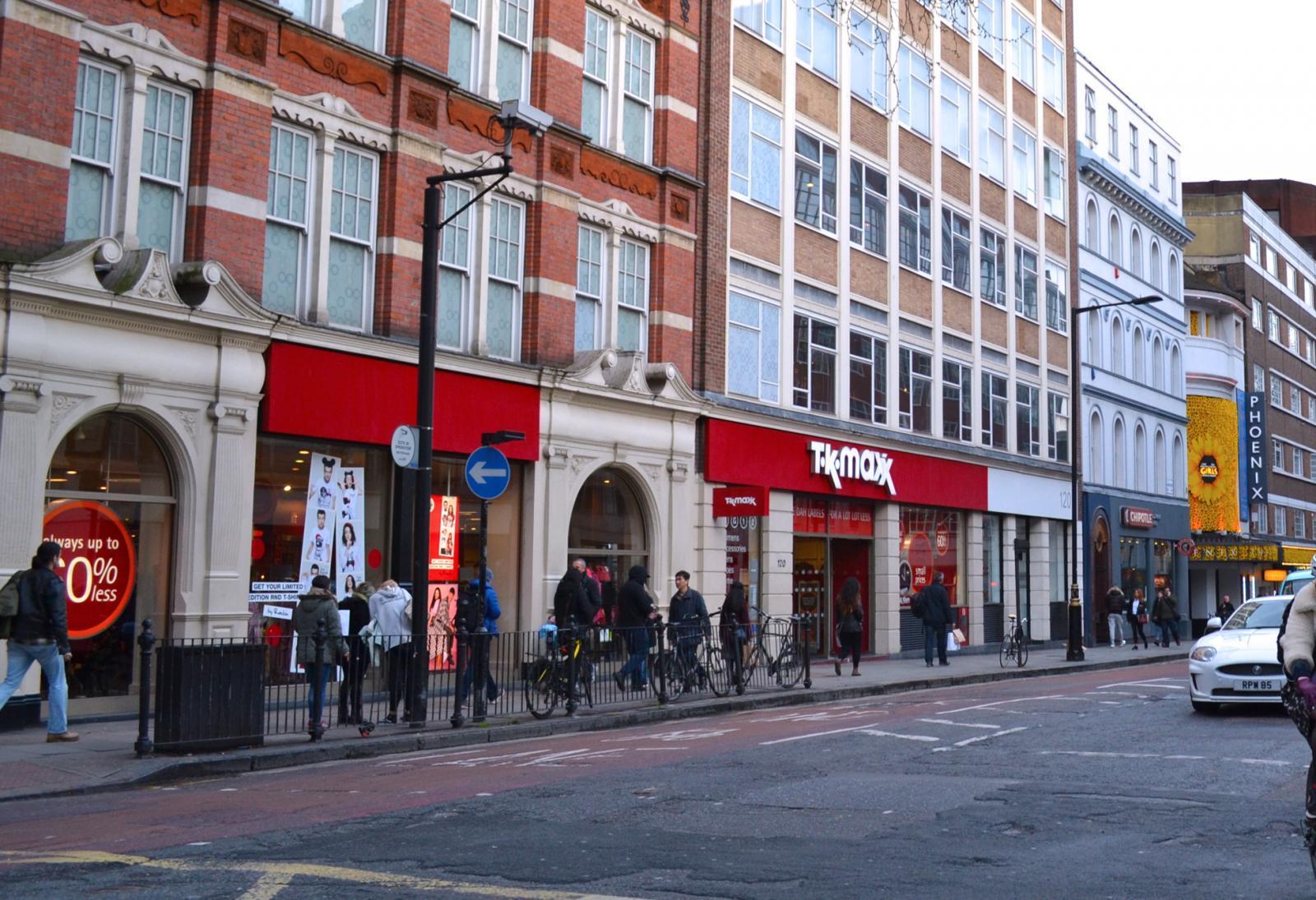 london einkaufen