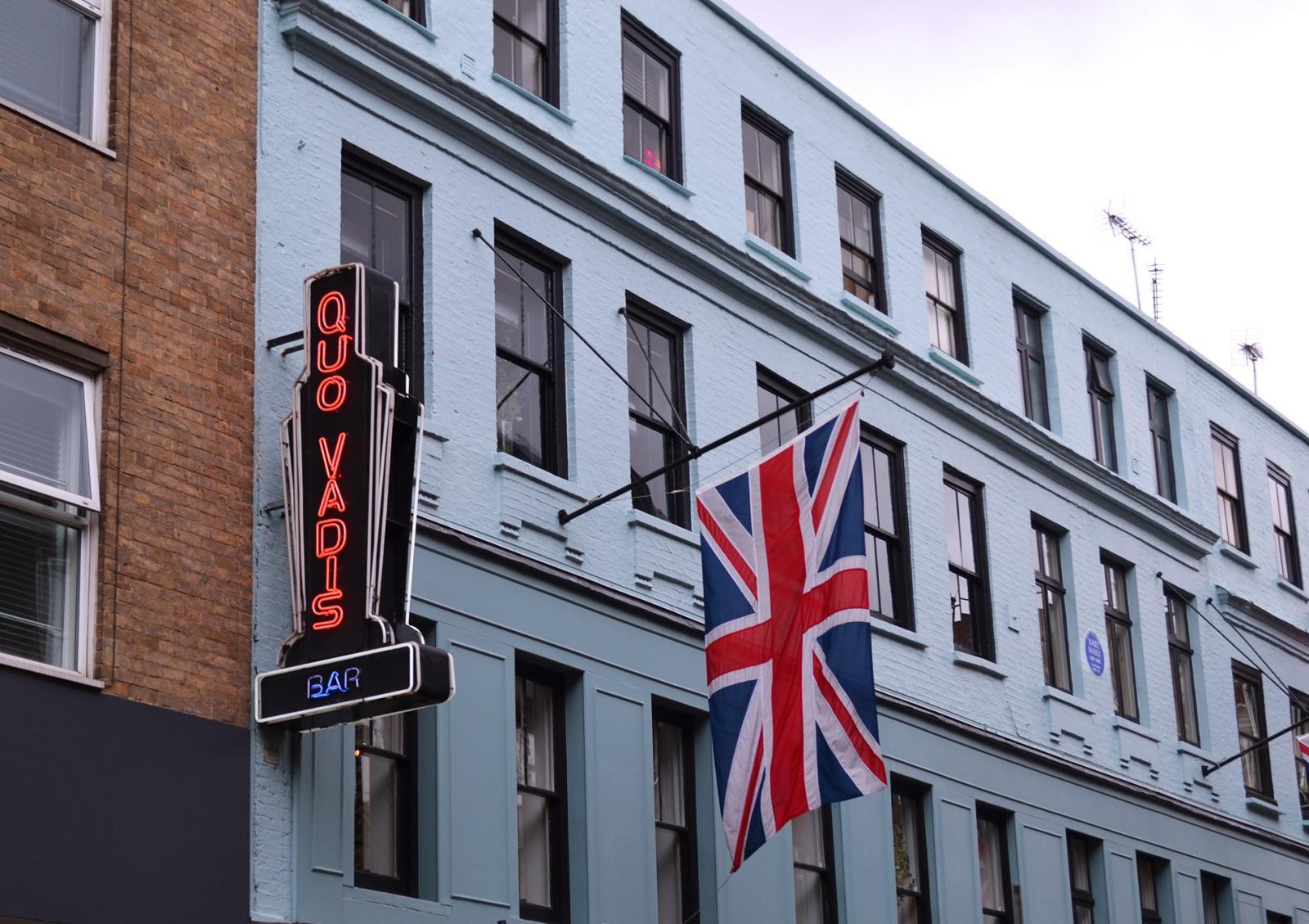 dean street soho london