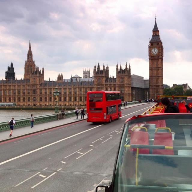 Hop on Hop off London – Stadtrundfahrten mit dem Bus