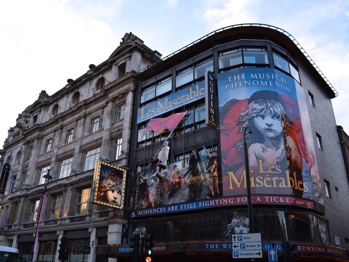 london soho theater