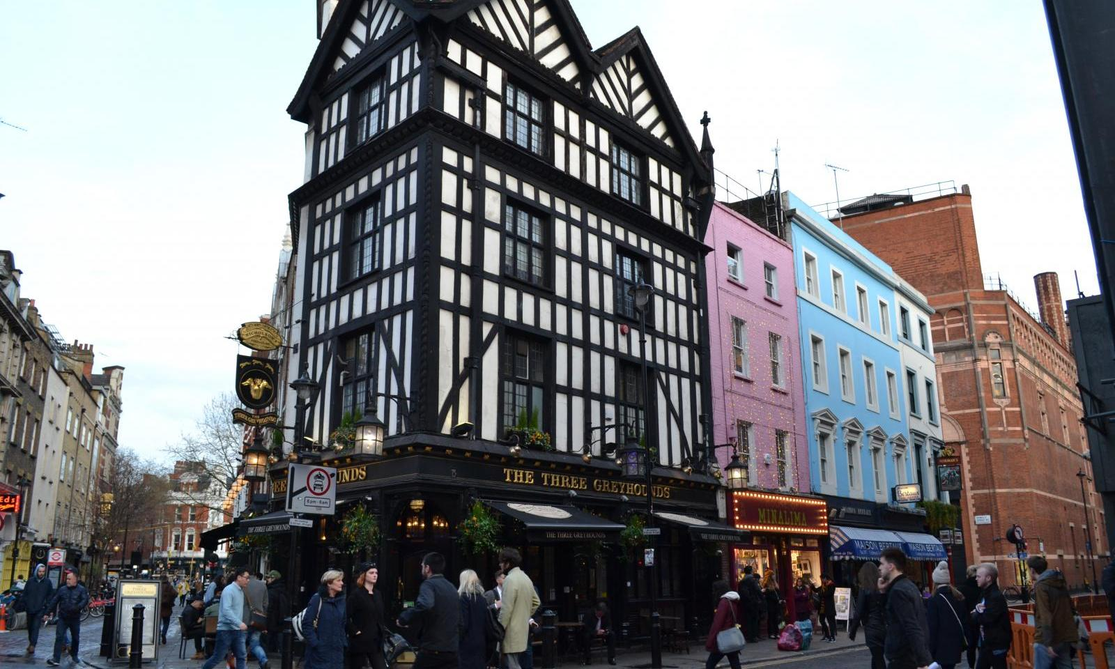 London bordell