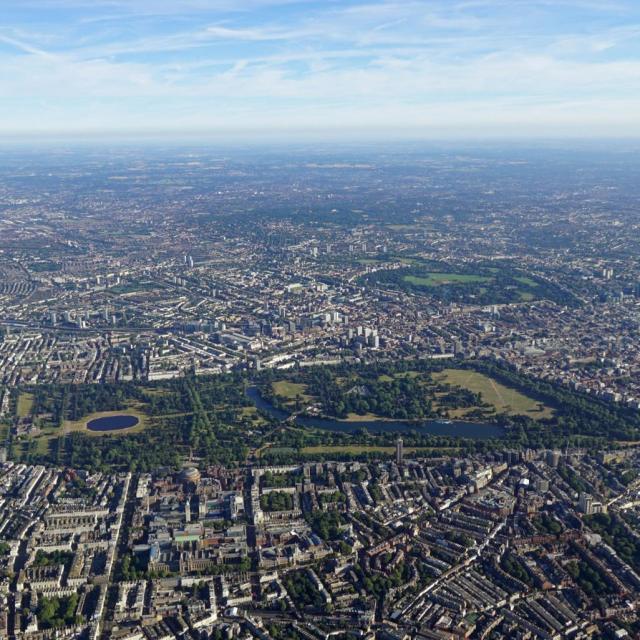 South Kensington & Hyde Park