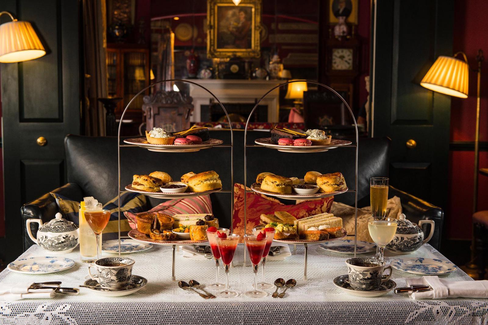 Tea Time In London Unsere 10 Lieblings Spots 2018