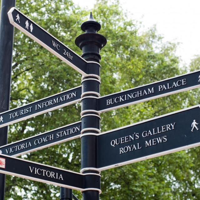 Unser Westminster London Guide