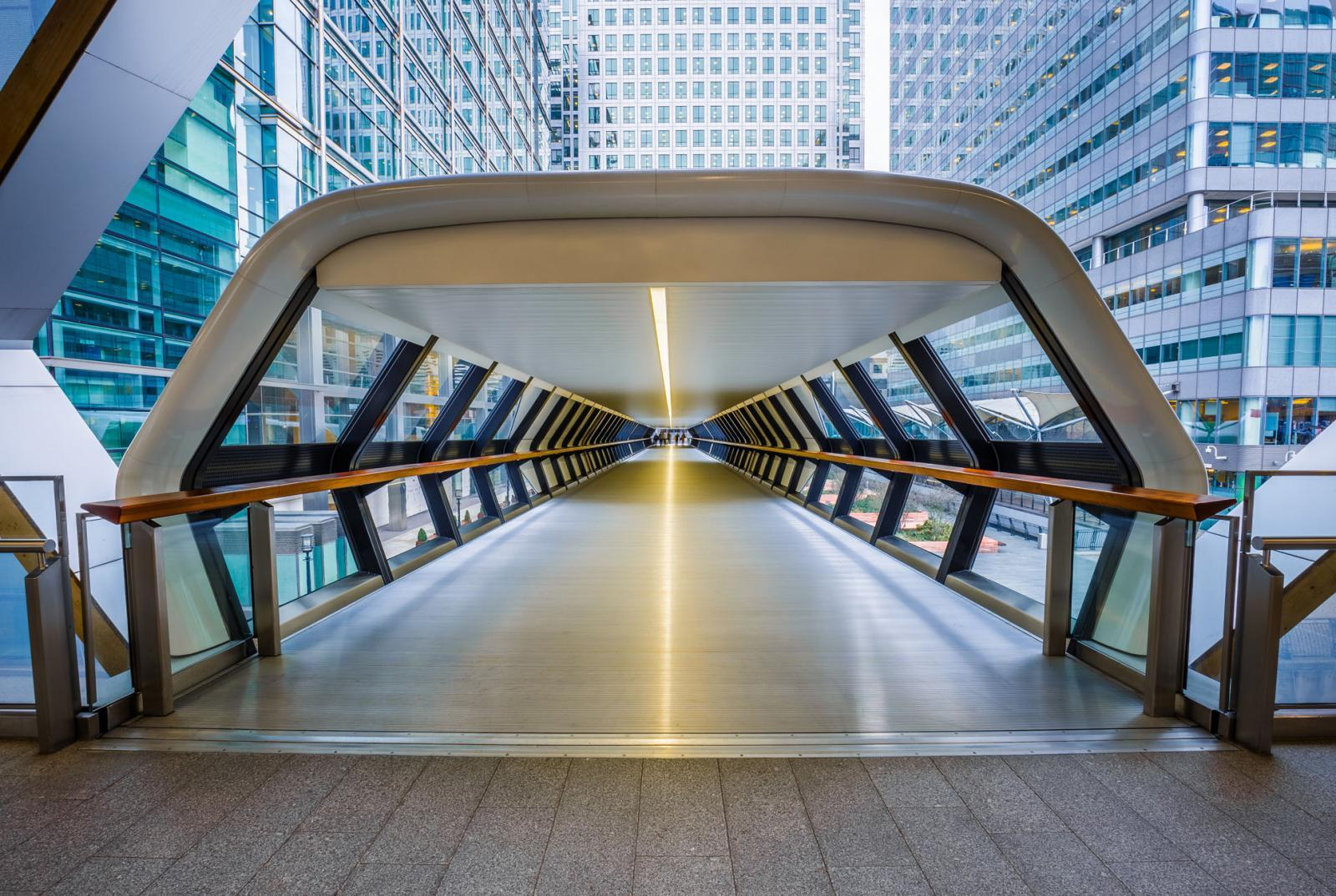 Canary Wharf Station – Elizabeth Line London