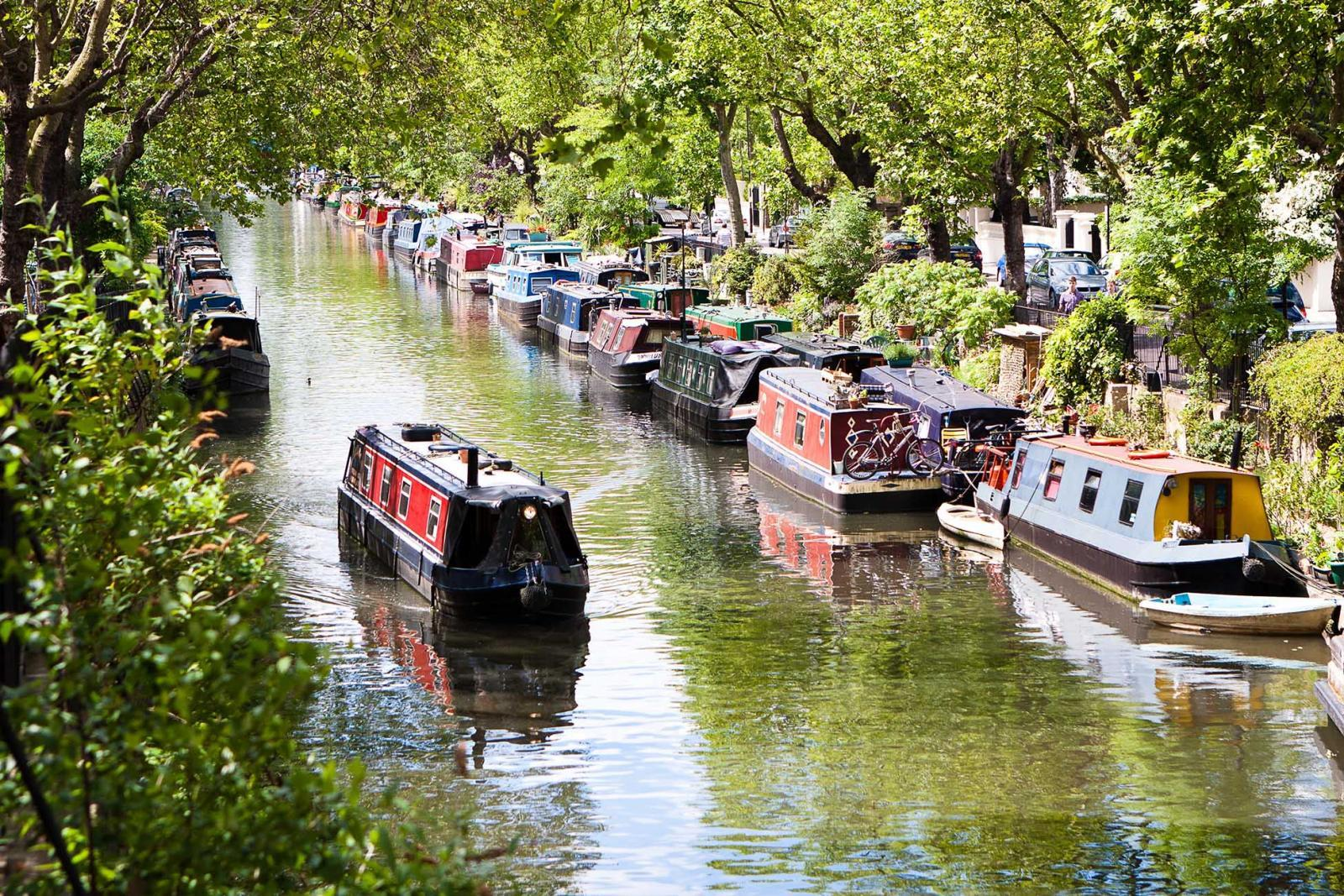 Little Venice in Marylebone