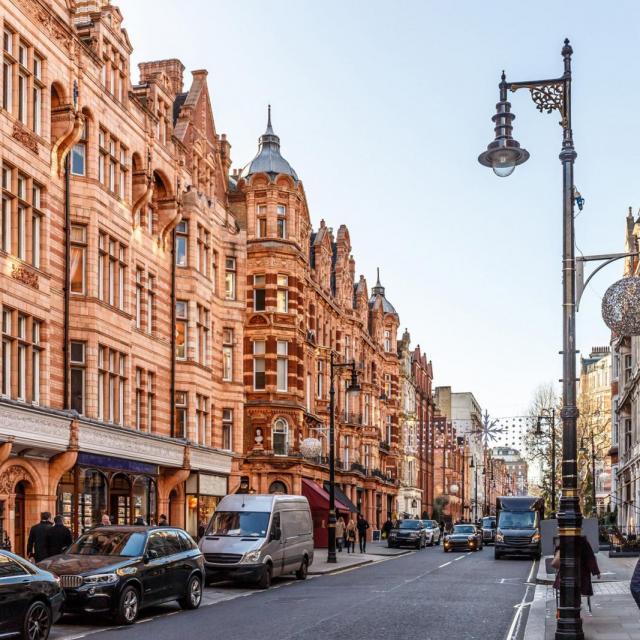 Das Viertel Mayfair in London – Insider-Guide