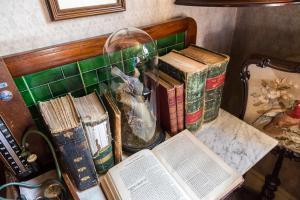 Sherlock Holmes Museum in Marylebone