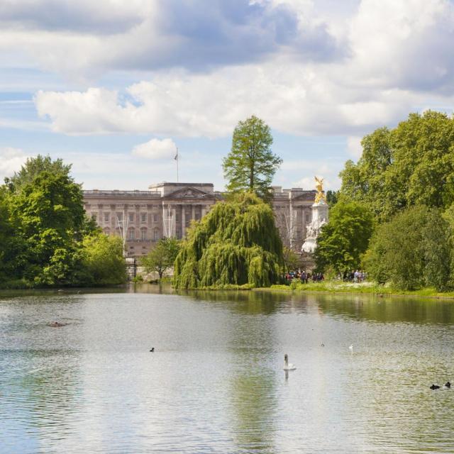 Die Top 10 Paläste, Schlösser und Burgen Londons