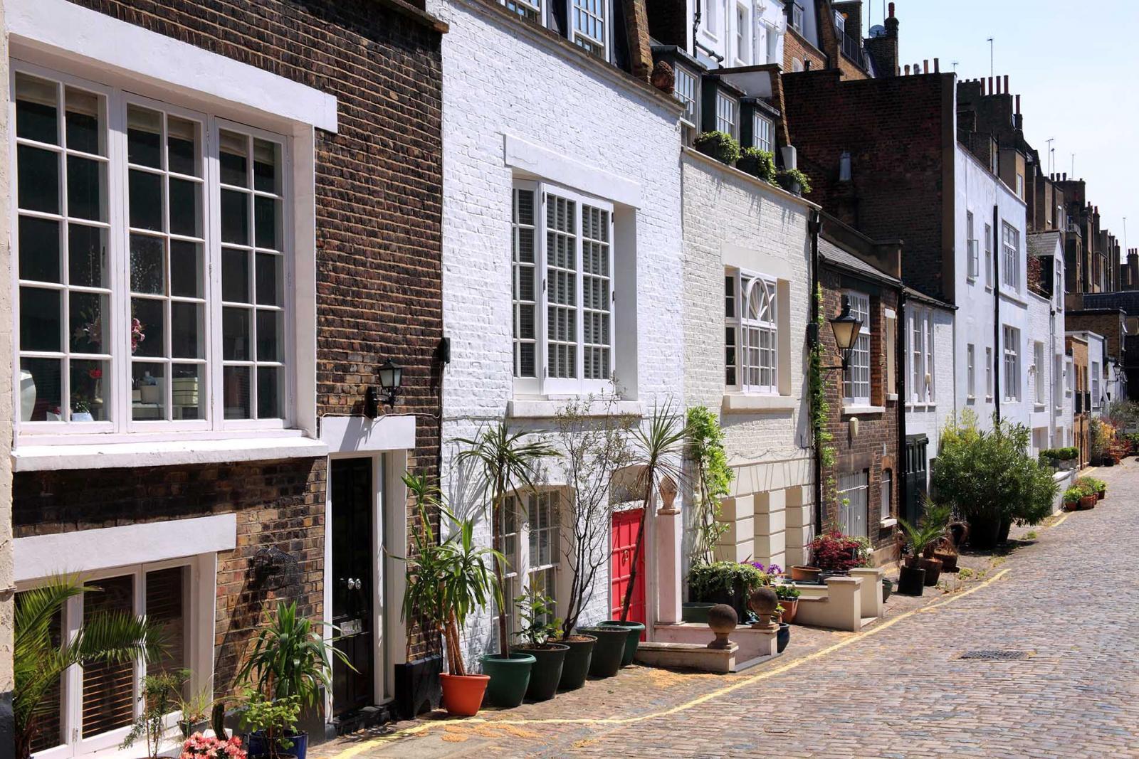 Mew in Marylebone