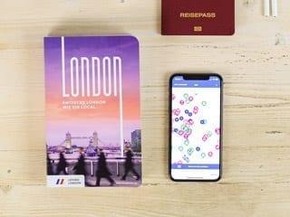 Loving London Reiseführer mit App