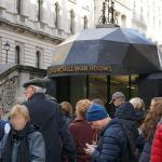 Churchill War Rooms: Das Museum im Regierungsbunker