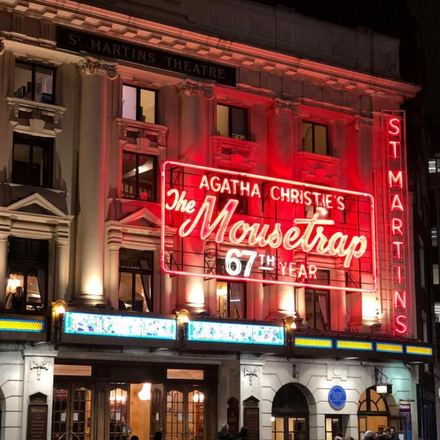 The Mousetrap: Theater in London