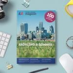 Magazin London im Frühling & Sommer