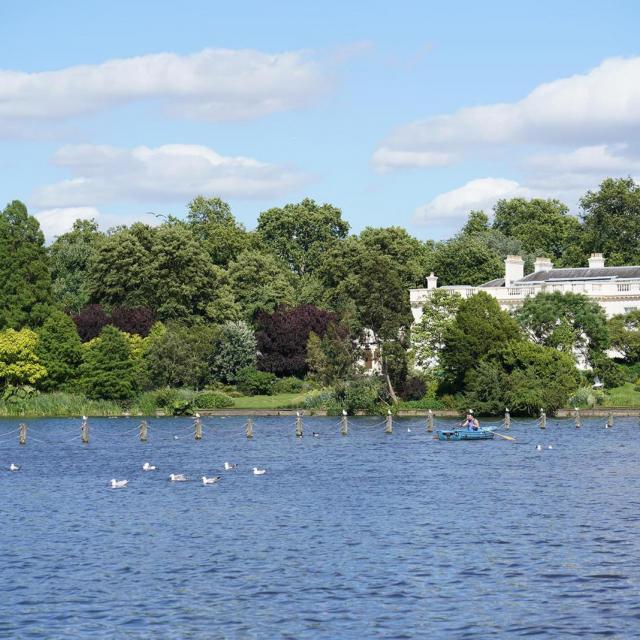 Die besten Parks in London