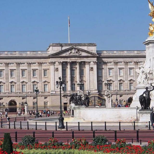Buckingham Palace Tour: So kommt ihr in den britischen Palast!