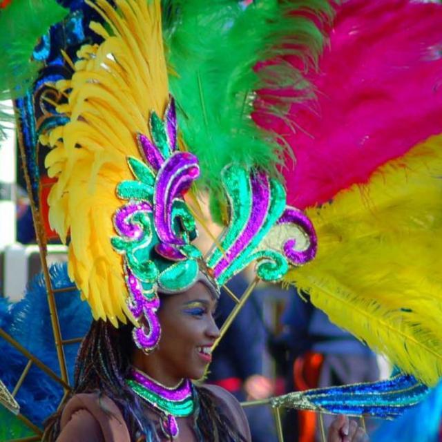 Notting Hill Carnival – bunter wird's nicht!