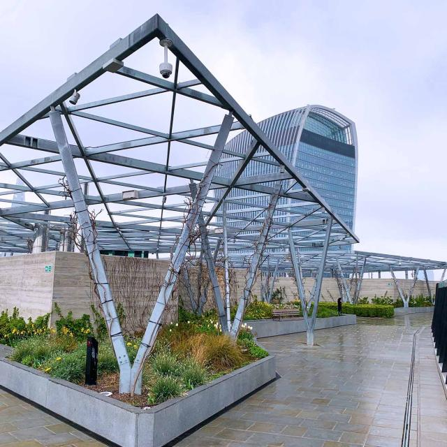 The Garden at 120: Londons neue Rooftop-Terrasse