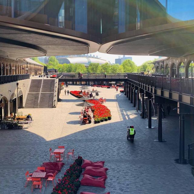 Coal Drops Yard: Der neue Shopping Space bei King's Cross