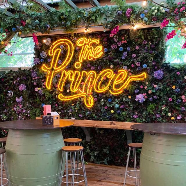 The Prince London: Der vielleicht blumigste Pub der Stadt