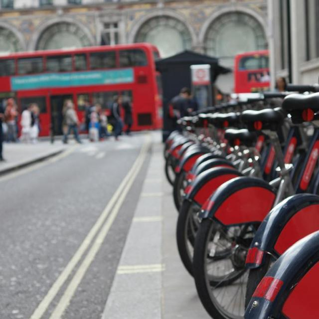 Fahrrad fahren in London: Mit Bike Rental die Metropole erkunden