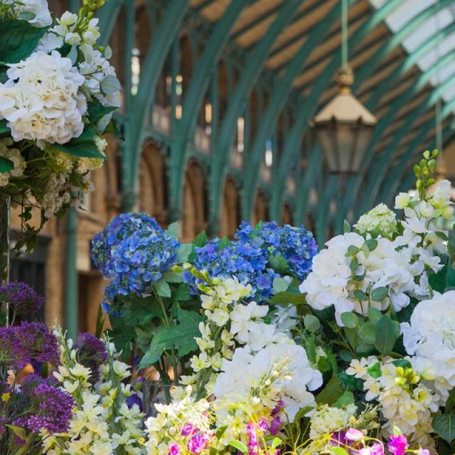 Die RHS Chelsea Flowershow