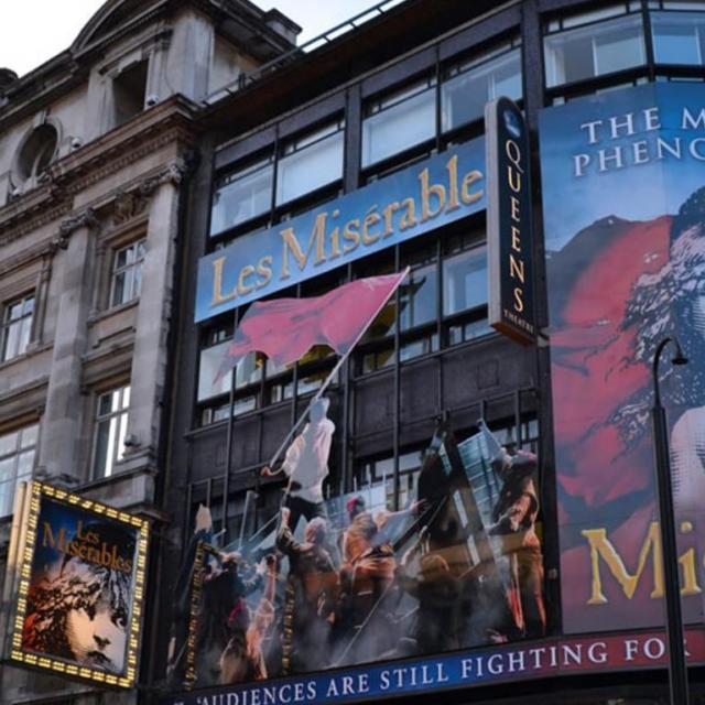 Les Misérables in London
