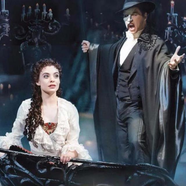 Phantom der Oper in London – das legendäre Musical!