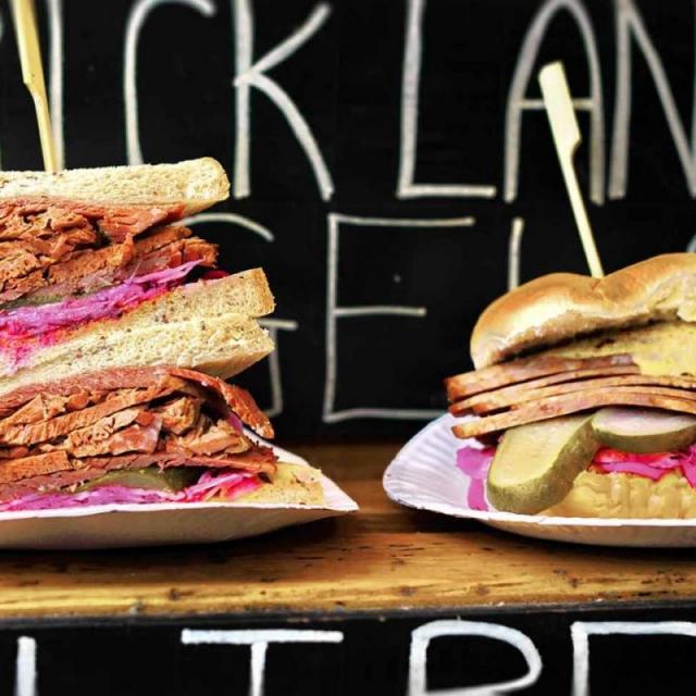 Die besten Food Markets in London