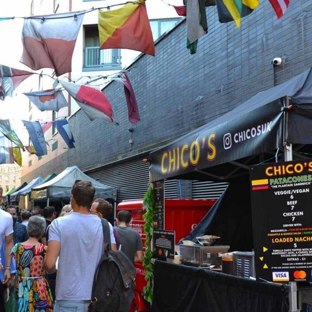 Maltby-Street-Market: Der Geheimtipp für Foodies!