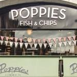 Good Old Britain schmecken: Poppie's Fish & Chips