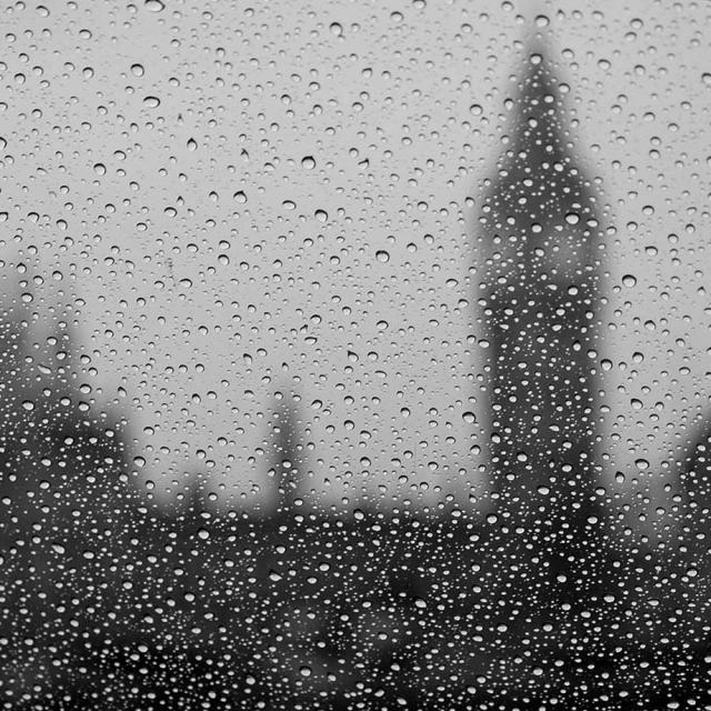 Regen in London: Was tun?