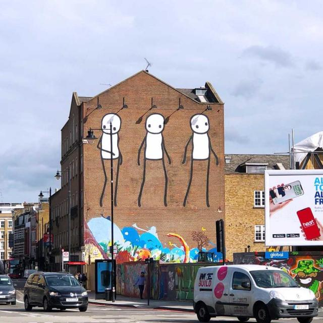 Street-Art-Tour in London