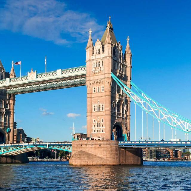 Londons Brücken: Berühmte Bindeglieder