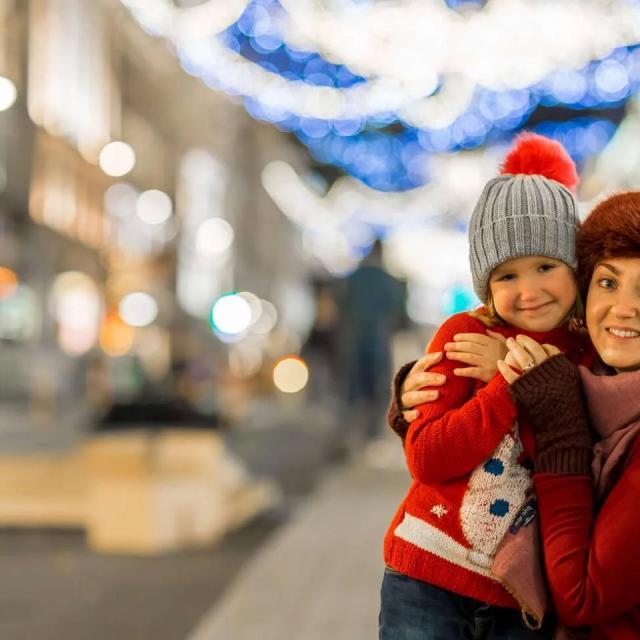 Weihnachten in London mit Kindern