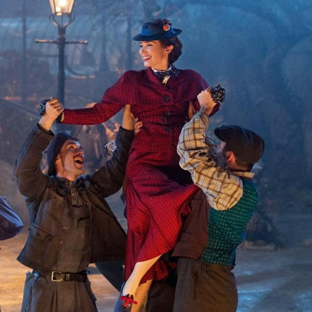 Musical: Mary Poppins in London!