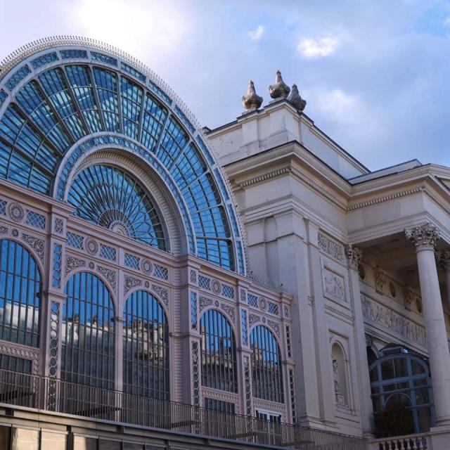 Das Royal Opera House in London