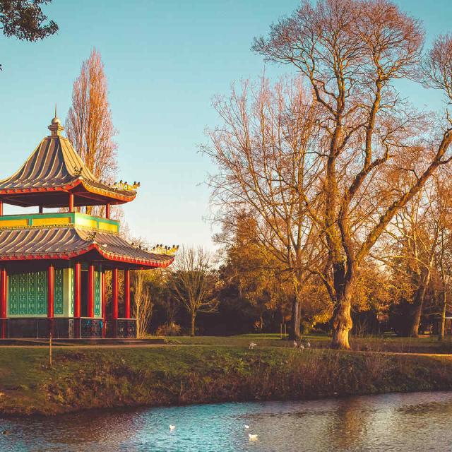 Victoria Park – Marktplatz, Spielplatz, Lieblingsplatz